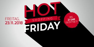 Hot Shopping Friday